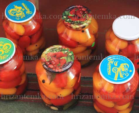 Як маринувати помідори без стерилізації на зиму