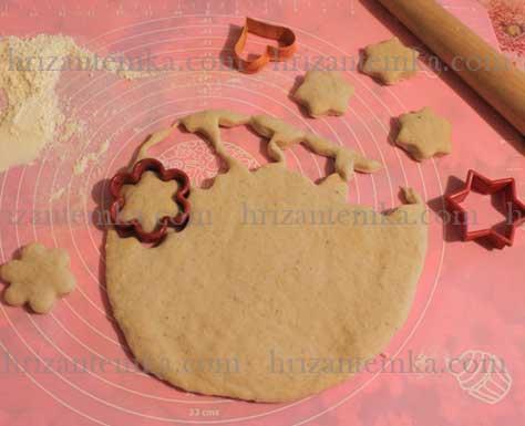 Печиво на кефірі без яєць