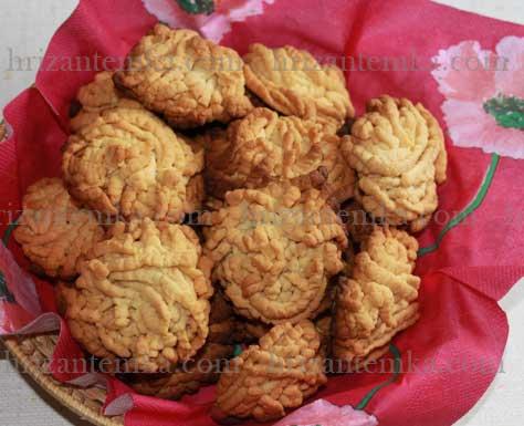 Пісочне печиво через м'ясорубку